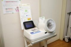 オムロン社製 自動血圧計